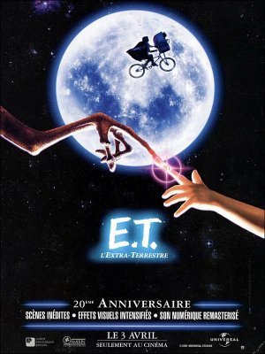 E.T. the Extra-Terrestrial 600x800