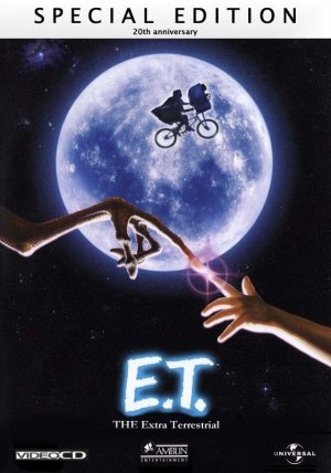 E.T. the Extra-Terrestrial 561x800