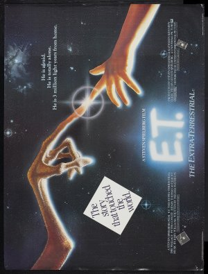 E.T. the Extra-Terrestrial 1998x2631