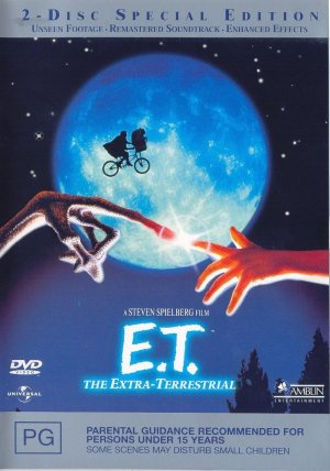 E.T. the Extra-Terrestrial 701x1000