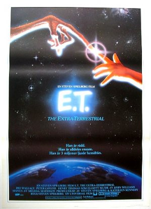 E.T. the Extra-Terrestrial 365x505