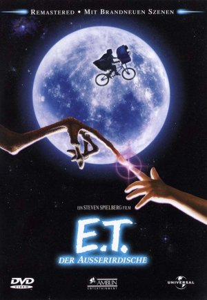 E.T. the Extra-Terrestrial 553x800