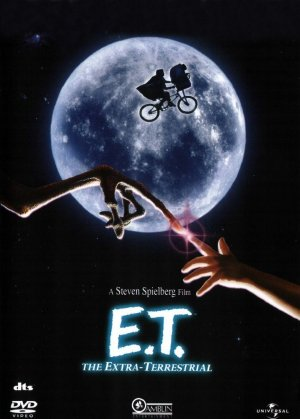 E.T. the Extra-Terrestrial 716x1000