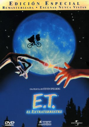 E.T. the Extra-Terrestrial 1526x2161