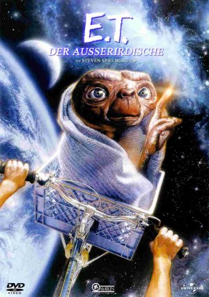 E.T. the Extra-Terrestrial 1527x2175
