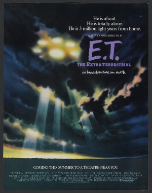 E.T. the Extra-Terrestrial 1120x1422