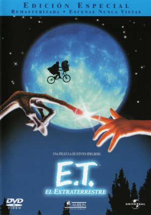 E.T. the Extra-Terrestrial 1341x1907