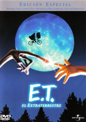 E.T. the Extra-Terrestrial 1509x2154