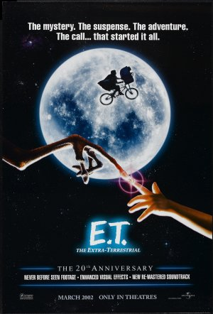 E.T. the Extra-Terrestrial 2037x3000