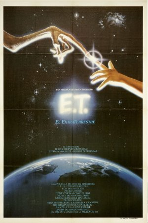 E.T. the Extra-Terrestrial 1840x2765