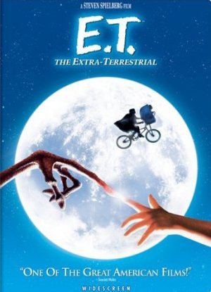 E.T. the Extra-Terrestrial 344x476