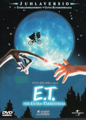 E.T. the Extra-Terrestrial 644x890