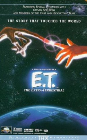 E.T. the Extra-Terrestrial 310x501