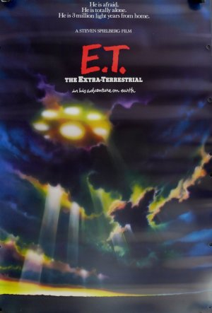 E.T. the Extra-Terrestrial 1381x2039