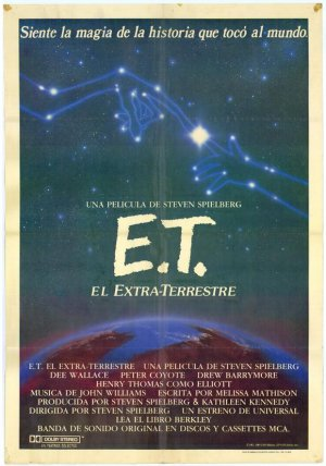 E.T. the Extra-Terrestrial 580x827