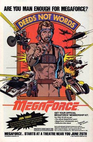Megaforce 600x916