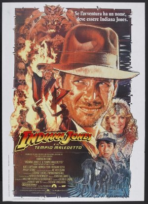 Indiana Jones and the Temple of Doom 2640x3630