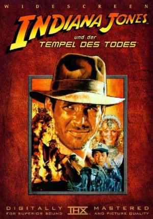 Indiana Jones and the Temple of Doom 558x800