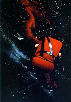Star Trek V: The Final Frontier 2000x2870