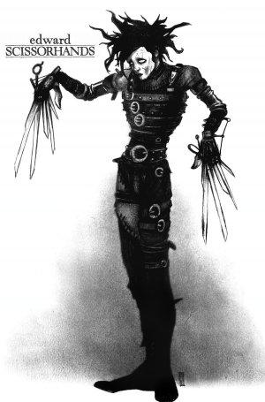 Edward Scissorhands 900x1366