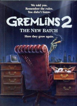Gremlins 2: The New Batch 480x660