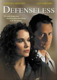 Defenseless poster
