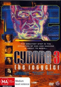 Cyborg 3: Zona de Guerra poster