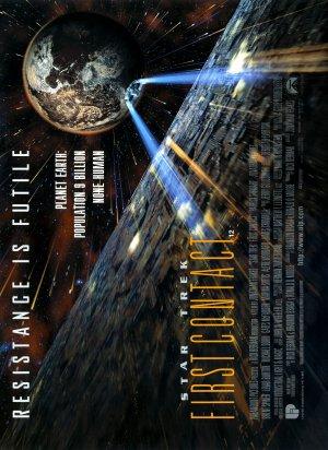 Star Trek: First Contact 1455x2000