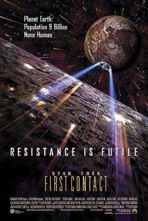 Star Trek: First Contact 400x595