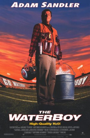 The Waterboy 580x890
