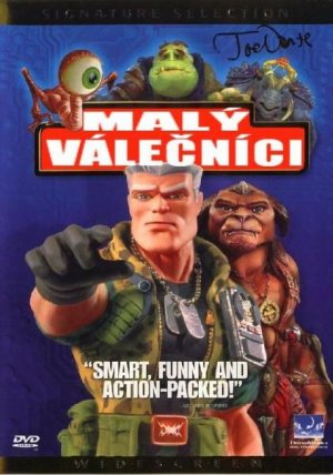 Small Soldiers 421x600