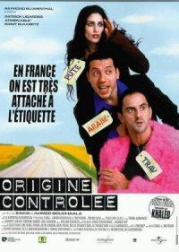 Garantiert französisch poster