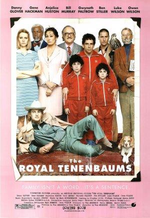 The Royal Tenenbaums 1337x1933