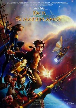 Treasure Planet 496x700