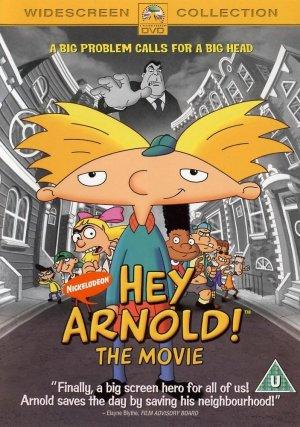 Hey Arnold! The Movie 703x1000