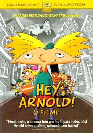 Hey Arnold! The Movie 706x1000