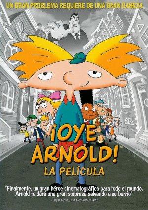 Hey Arnold! The Movie 1132x1600