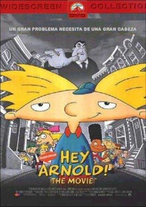 Hey Arnold! The Movie 563x800