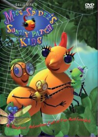 Miss Spider's Sunny Patch Kids poster