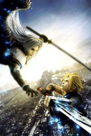 Final Fantasy VII: Advent Children 1836x2725