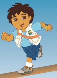 Go, Diego! Go! poster