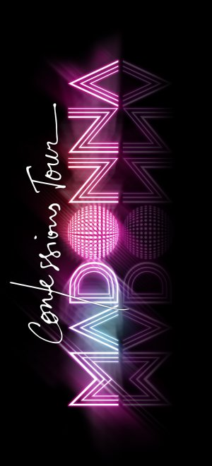Madonna: The Confessions Tour Live from London 1091x2400