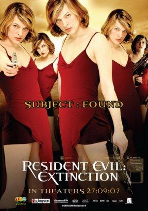 Resident Evil: Extinction 807x1152