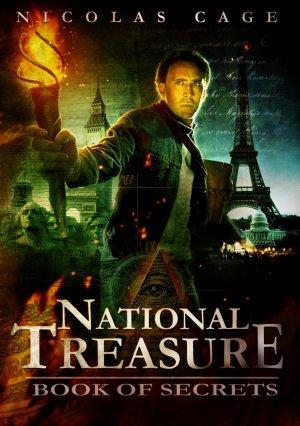 National Treasure: Book of Secrets 1531x2175