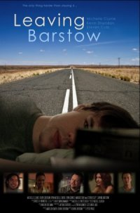 Leaving Barstow poster