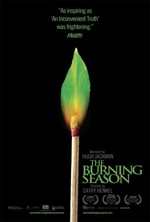 The Burning Season Poster