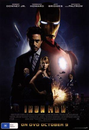 Iron Man 580x848