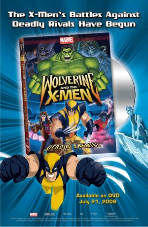 Wolverine and the X-Men 1325x2038