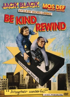 Be Kind Rewind 500x692