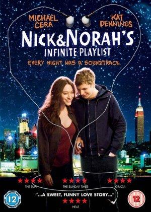 Nick and Norah's Infinite Playlist 570x800